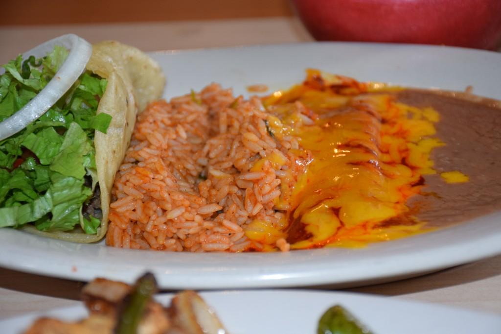 Joe T. Garcia's Mexican Restaurant Family Style Dinner or Fajitas.