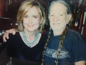 WRAP Willie Nelson & Jane McGarry