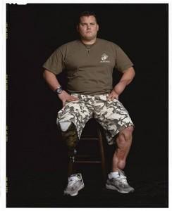American Sniper Jacob Schick USMC