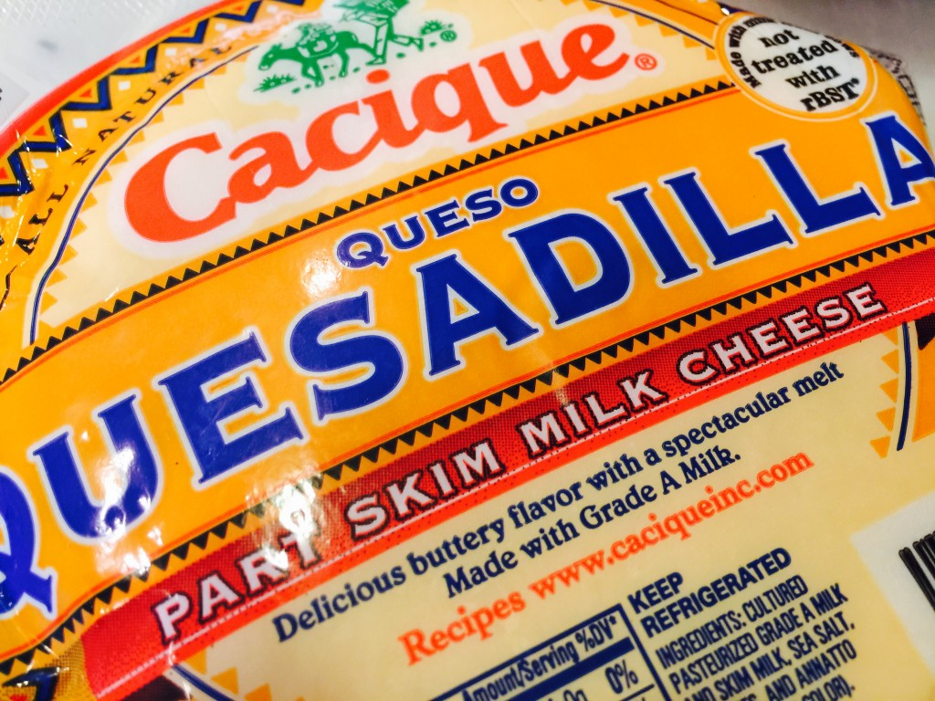 A great Mexican white cheese.