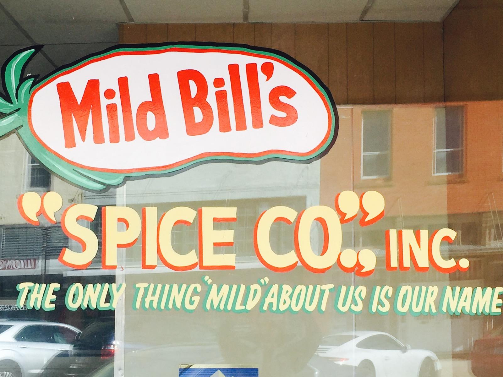 Mild Bill's Spice Co.