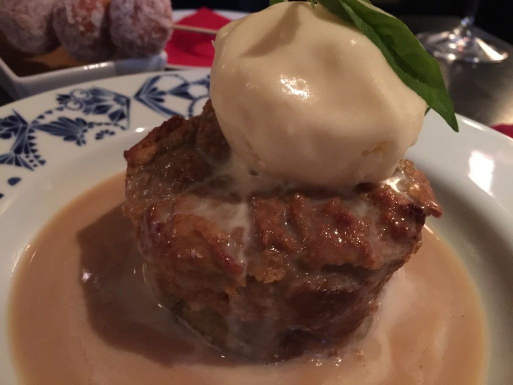 mot bread pudding