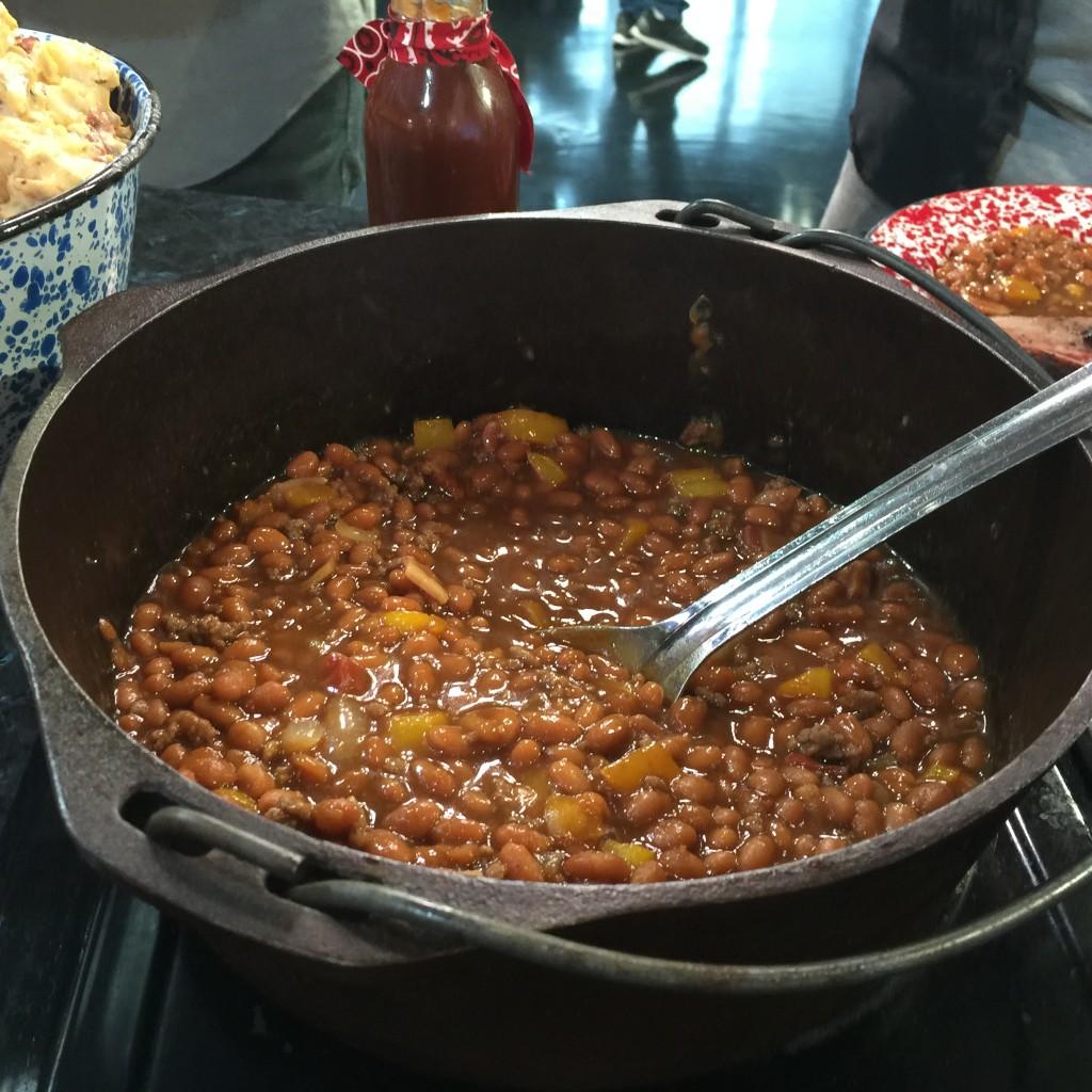 ranch house beans