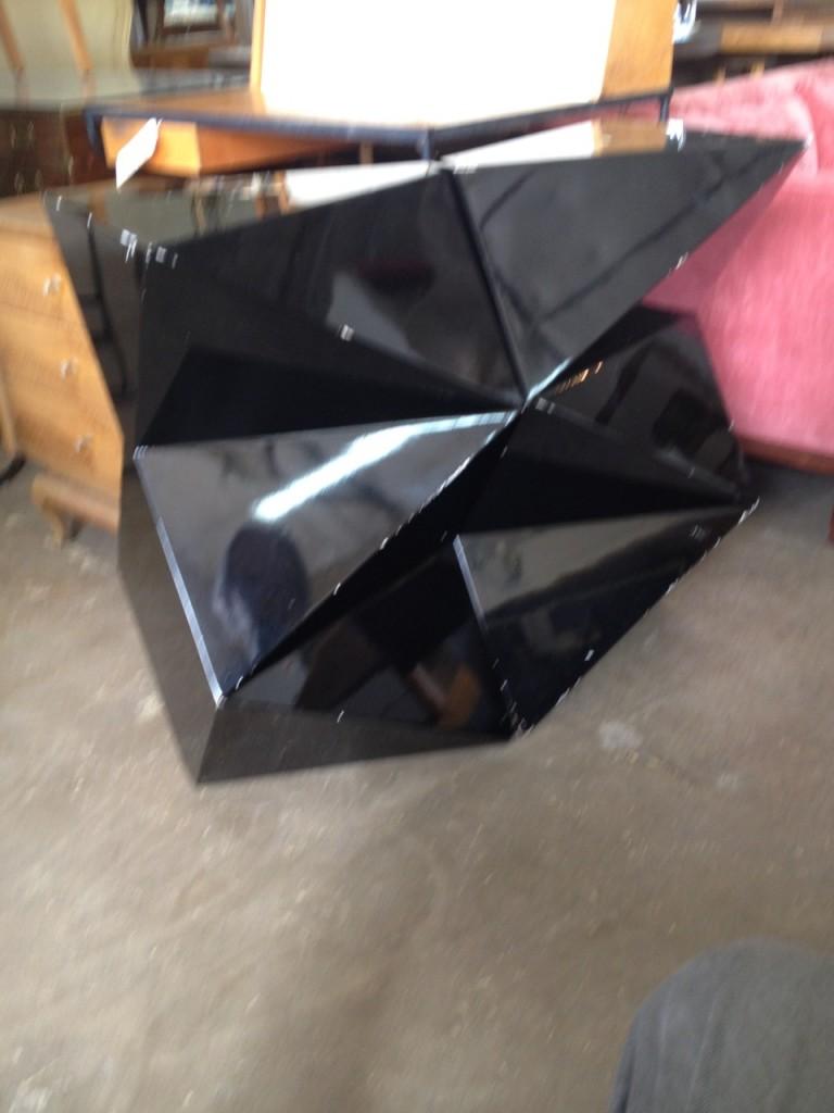 cubes black