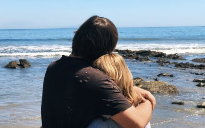 Hugging My Son